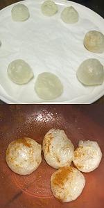 Curry pepper rice cracker(Curry pepper Okaki) Image