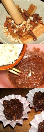 乾パンチョコクリスプ(かんぱんちょこくりすぷ) Image